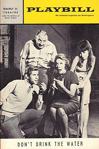 "Woody Allen's ""DON'T Beverage THE WATER"" Vivian Vance / Lou Jacobi 1966 Tryout"