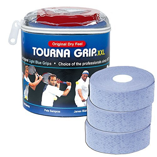 Tourna Grip XXL, Original Dry Feel Tennis Grips. – DiZiSports Store
