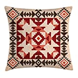 Makeover and refresh your rooms with just a single touch! Start with these fun and decorative cushion cases. These unique designs match well with various color palettes of your sofa, couch, bed, bedding, rugs, curtains, bench, seating and all other d...