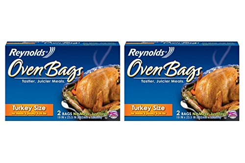 Cooking A Turkey With A Reynolds Bag - 3
