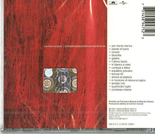 L'anfiteatro e la Bambina Impertinente by Polydor Italy