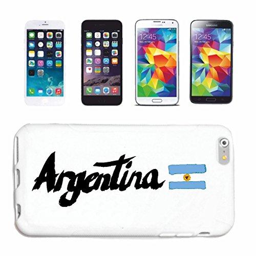 """cas de téléphone iPhone 7+ Plus """"ARGENTINE ARGENTINE SOCCER FOOTBALL Allemagne 2018 Coupe du Monde ALLEMAGNE CHAMPION DU MONDE RUSSIE RUSSIE demi-finale QUARTS DE FINALE"""" Hard Case Cover Téléphone Cov"""