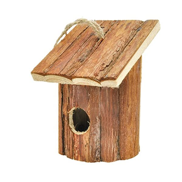 Gardirect-Small-Hanging-Natural-Birdhouse-Wooden-Garden-Bird-House