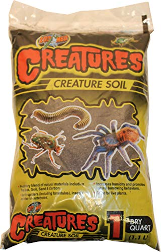 ZOOMED CREATURES CREATURE SOIL 2 Lb