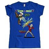 Stooble Womens's Newton Vs Einstein T-Shirt