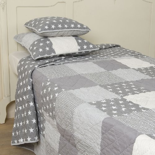 Quilt Clayre /& Eef 230 x 260 cm