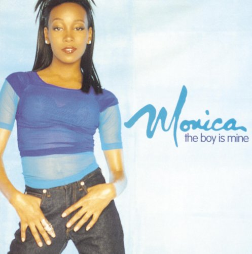 Monica  - Angel Of Mine