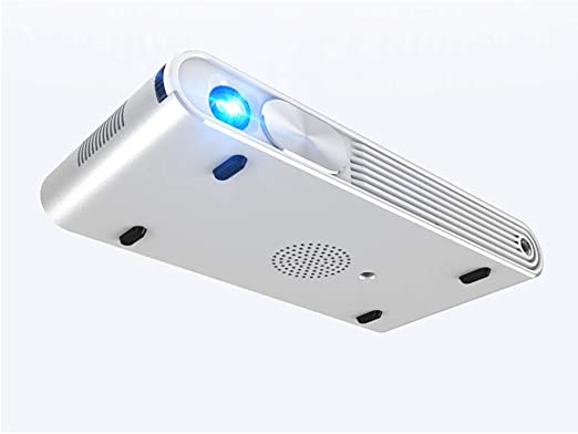 Ai LIFE Proyector de Video Multimedia LED móvil DLP Mini proyector ...