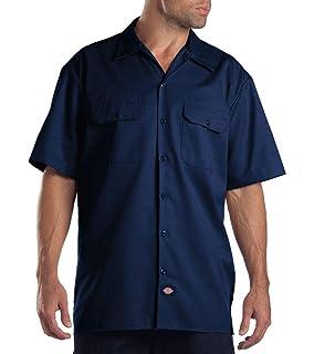 Dickies Long Sleeve Work Shirt Camisa para Hombre: Amazon.es: Ropa y accesorios