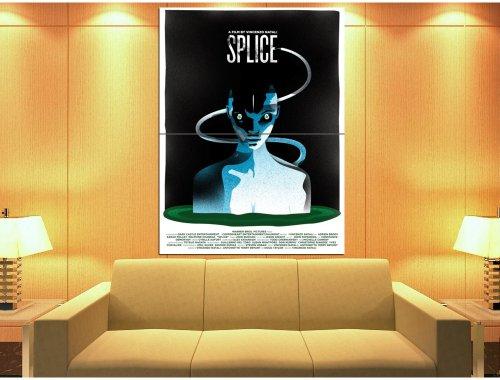 splice-sci-fi-movie-cool-art-artwork-47x35-huge-giant-print-poster