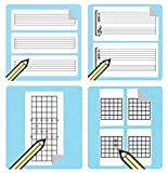 Guitar Teacher and Student: Chord / Tablature / Fretboard Diagram Stickers Gift Pack