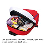 BIGHAS Lightweight Mini Kids Backpack with Chest