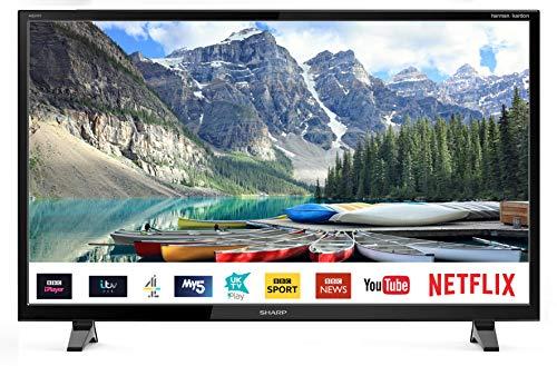 Sharp 32BC2KO 32″ HD Ready Smart LED TV