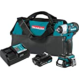 "Makita WT05R1 12V max CXT Lithium-Ion Brushless Cordless 3/8"" Sq. Drive Impact Wrench Kit (2.0Ah)"