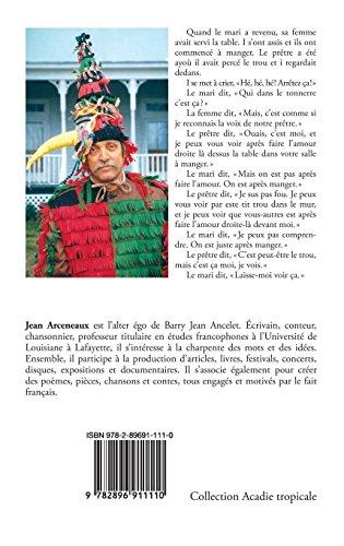 Le trou dans le mur: Fabliaux cadiens (French Edition)