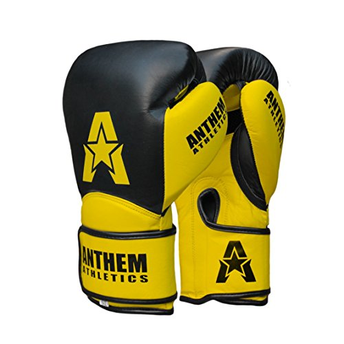 NEW! 10+ STYLES Anthem Athletics STORMBRINGER Sparring Gloves - Muay Thai, Boxing, Striking, Kickboxing - 100% Premium Leather