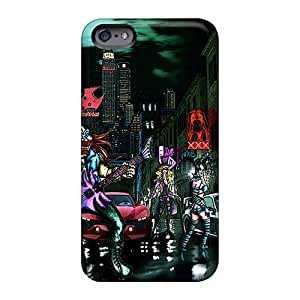 LauraAdamicska Iphone 6plus Shock Absorbent Cell-phone Hard Covers Customized Lifelike Gorillaz Band Series [fdn1074NuXE]