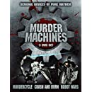 Murdermachines 3 Pack Set