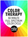 Color Therapy - 60 Minute Full Spectrum Color Cycle Meditation