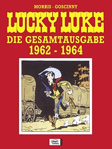 Lucky Luke Gesamtausgabe 07: 1962 bis 1964