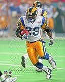 Marshall Faulk St. Louis Rams Super Bowl XXXIV Action Photo 8x10