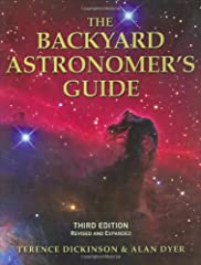 The modern classic, completely updated.         The newest edition of The Backyard Astronomer's Guide includes the latest data and answers the questions most often asked by home astronomers, from beginners to experienced stargazers. T...