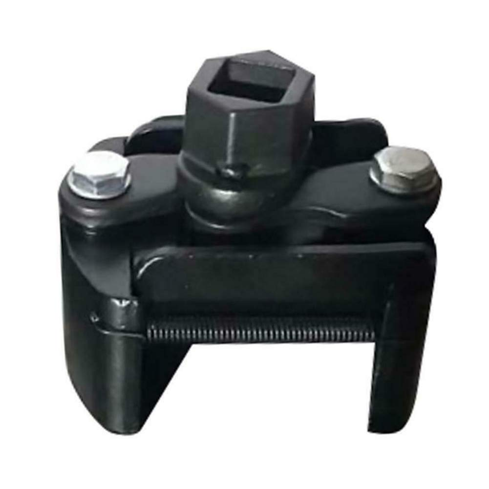 U-Form-Werkzeuge Einstellbarer Universal-2-Backen-Kraftstoffentfernungsschl/üssel 60-80mm rutschfest /Ölfilterschl/üssel