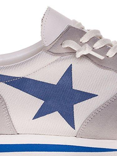 Golden Goose , Chaussures de ville à lacets pour homme Blanc Cassé Bianco
