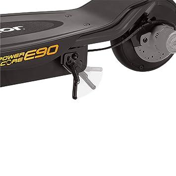Razor Power Core E90 - Patinete eléctrico Unisex para niños, Unisex niños, 13173804, Black Label, Talla única