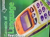 Elements of Language, Grade 7, Holt, Rinehart and Winston Staff, 0030566576