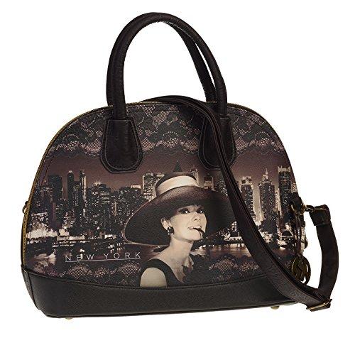 Audrey Hepburn New York - Borsa Moonlight - Karactermania