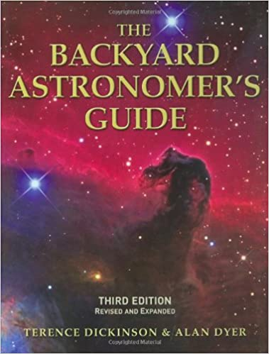 The Backyard Astronomers Guide 3th (third) edition Text Only