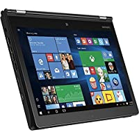 Lenovo ThinkPad Yoga 14 FHD Touch-Screen High Performance 2-in-1 Laptop, Intel Core i5-6200U up to 2.8GHz, 8GB Memory, 256GB SSD, NVIDIA GeForce 940M, Bluetooth, Webcam, Windows 10, Black