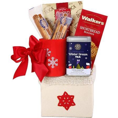 Alder Creek Winter's Dream Tea Gift Basket