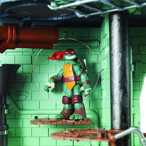 Amazon.com: Teenage Mutant Ninja Turtles Secret Sewer Lair ...