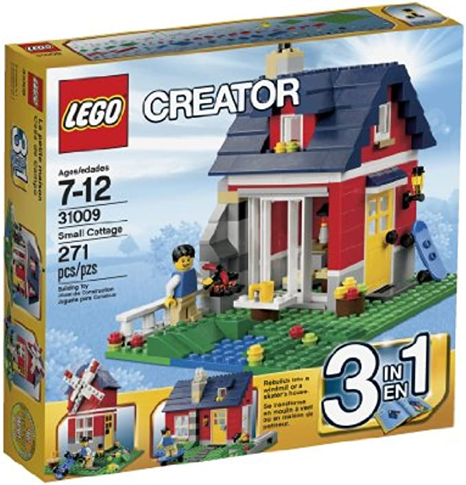 LEGO Creator 31009 Small Cottage