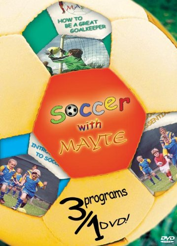 Soccer With Mayte by Terra Entertainment