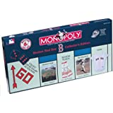 USAopoly Boston Red Sox Monopoly