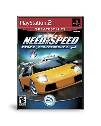 Amazon Com Need For Speed Hot Pursuit 2 Playstation 2 Artist