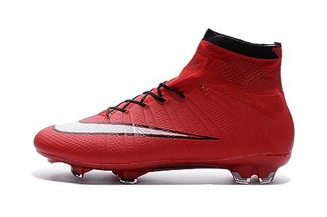 Shoes Per Con Calcio Collo Uomo Da Scarpe Nekcadft Mercurial Alto HxnqSxgU