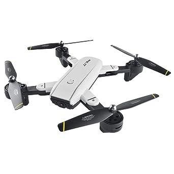 LIEJIE SG-700 Drone cuadricóptero de helicóptero 2.4 GHz 4 CH 360 ...