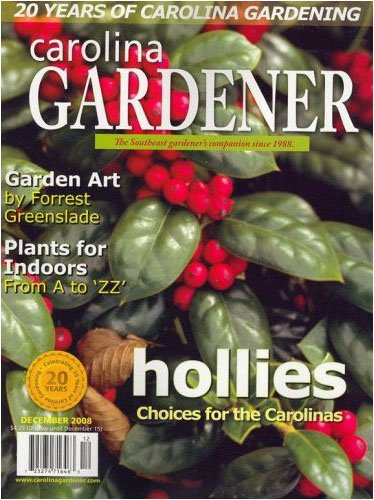 (Carolina Gardener)