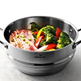 stainless steel baby cooker - HOMI CHEF 3.6QT 3.7