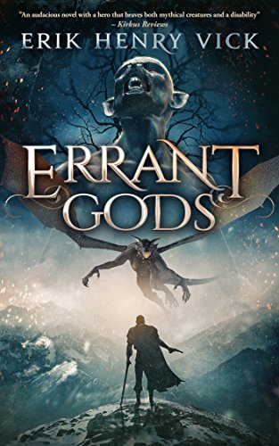 Errant Gods (Blood of the Isir Book 1) cover
