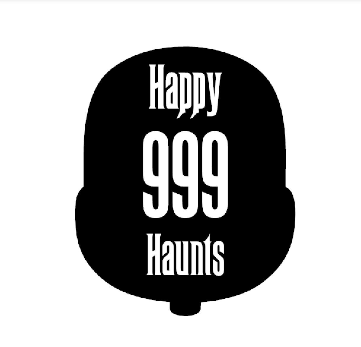Haunted Mansion 999 Happy Haunts Doom Buggy 6 Tall Hitchhiking Ghosts
