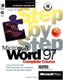 Microsoft Word 97 Step by Step, Complete Course, Catapult, Inc. Staff, 1572315792
