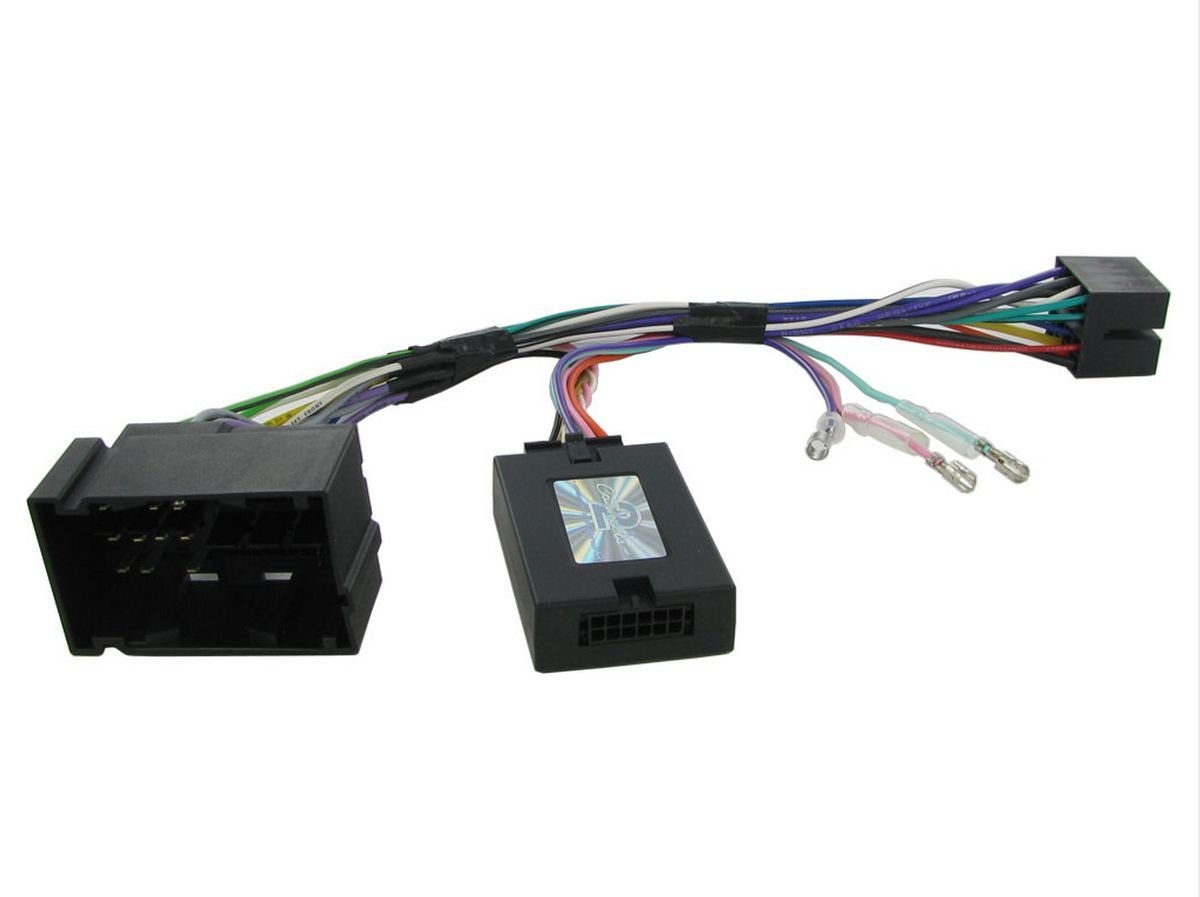 AR005 - Kit Comandi al volante ALFA ROMEO CAN BUS per Uconnect 4C MiTo e Giulietta dal 2014 G.M. Production