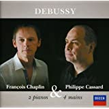 Debussy : 2 Pianos & 4 Mains