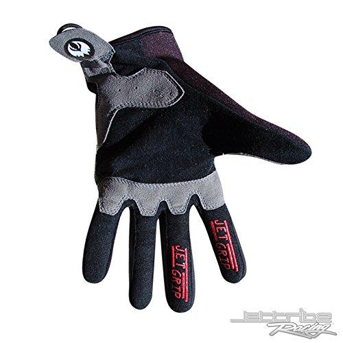 (Jetski Gloves Watersports Pro Racing Jet Ski Red 12410VR-XXL)