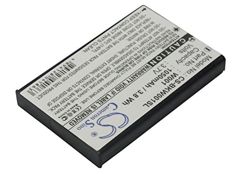Smc Wskp100 Wifi - vintrons Replacement Battery For SMC Skype Wifi Phone